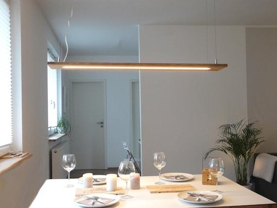 Hangelampe Bambus Hangeregal 120 Cm Led Licht Etsy