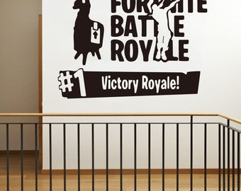 Fortnite Llama Wall Decals 7b9f11265