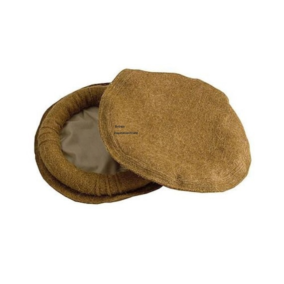 100/% Wool Handmade Chitrali Cap//Afghani Pakol//Hat from Pakistan /& Afghanistan