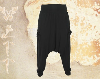 Jogging Trousers * Trousers with a deep step * Caladan