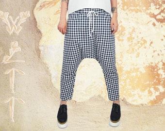 Pants with deep crotch **FERLET** Harem pants