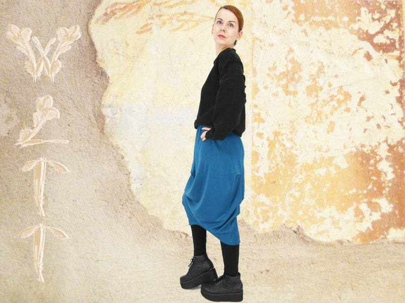 Balloon skirt * pleated skirt * FLOVER