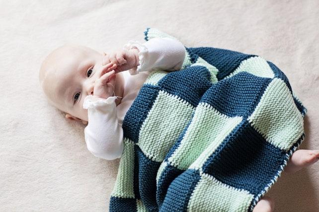 Babydecke Schlummerland 2 Größen für Anfänger | Etsy