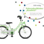 "Bicycle sticker, sticker ""Confetti"" 320 pieces"