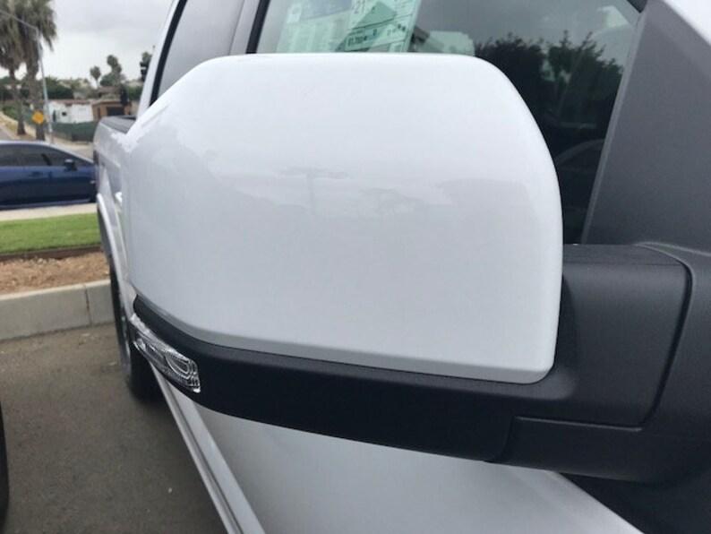 F 150 Custom >> 2015 2019 Ford Genuine Parts F 150 Custom Painted Mirror Cap Set Rh Lh