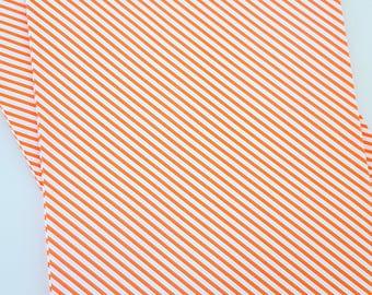 Paper bags XXL 10er neon strips bags neon orange DIN A4