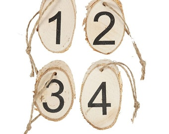 Advent Numbers Wood Wood Numbers Advent - Christmas Advent Wreath