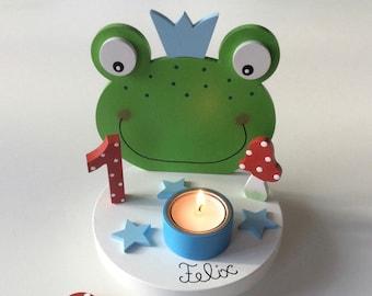 Birthday Candle Holder Mushroom Happiness, Birthday Candle Child, Birthday Candle Fox, Kids Birthday Fox, Kids Birthday, Birthday Child