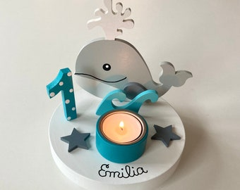 Birthday Candle Holder by Mushroom Happiness, Birthday Candle, Children's Birthday, Birthday Number, Baby, Child, Birth, Birthday, Candle Holder