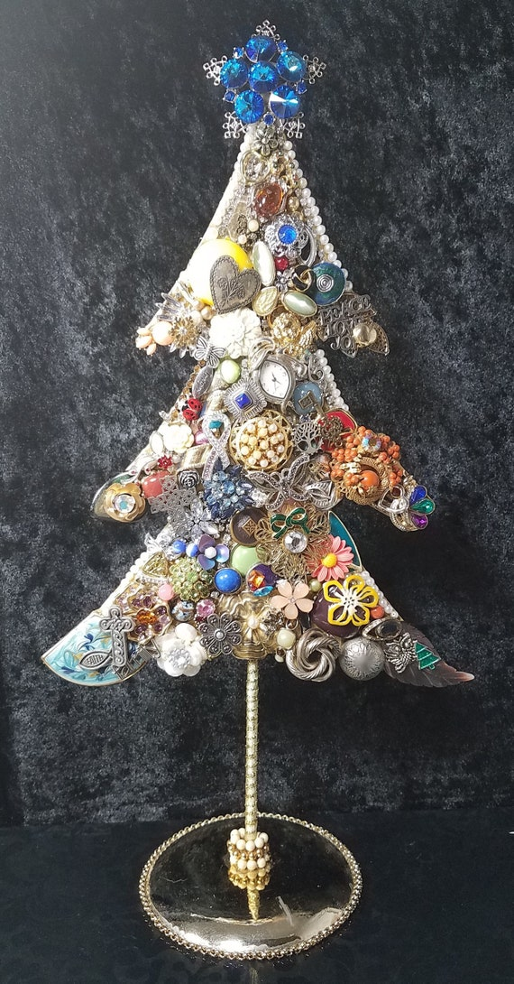 Jeweled Christmas Holiday Tree Seek and Find | Etsy