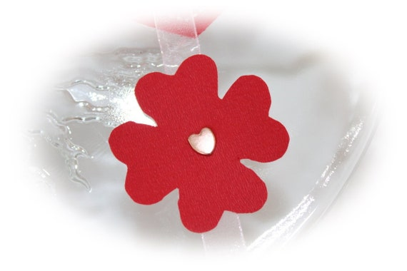 6Pcs Red Poppy Fleurs Artificielles Bouquet Mariage Craft album Floral Décoration Maison