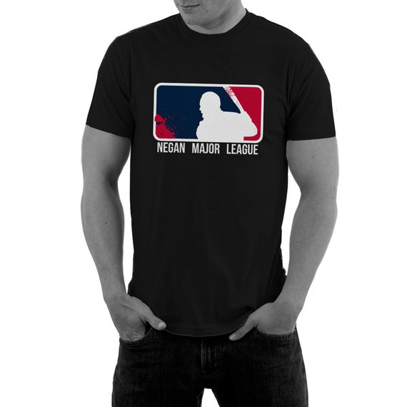 Men/'s The 3 Questions Baseball T-Shirt Funny Dead Rick Walking Walkers Zombie