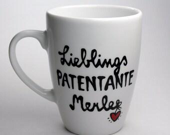 Mein Lieblingsmann seine Tasse Geschenk f/ür Mann Lieblingsmann Tasse M/ännergeschenk