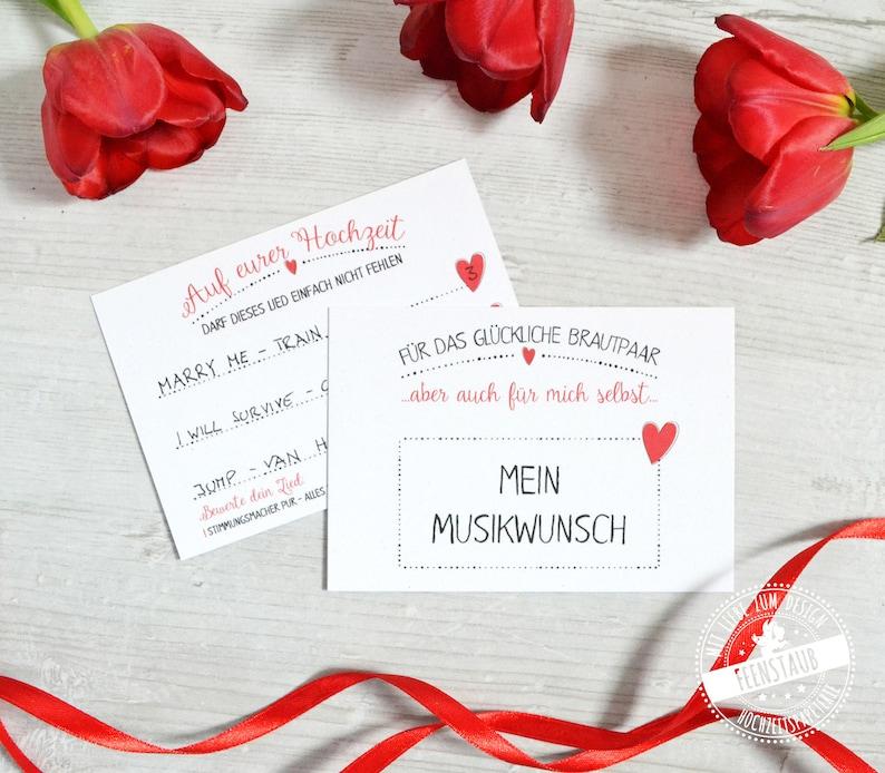 50 Ballonkarten Ballonflugkarten f/ür zur Hochzeit Luftballonkarten mit W/ünsche Gutschein extra leicht Vintage wetterfest Blumen Herz rot frisch verheiratet auf dem Weg zur Wolke 7 Love is in the air