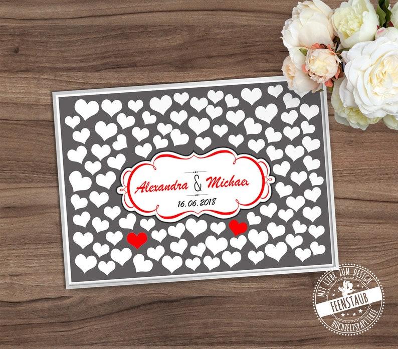 Geschenk Zum 1 Hochzeitstag Von Trauzeugen