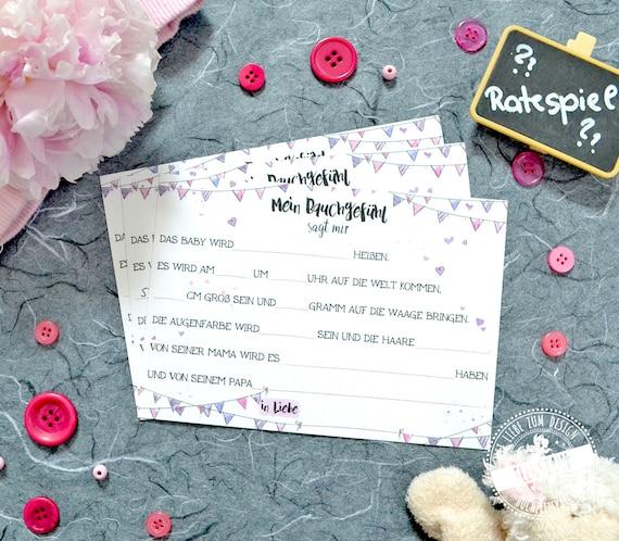 Rubbelkarte f/ür Taufpatin fragen Karte mit Rubbelfeld rosa Willst du Patentante sein neutral