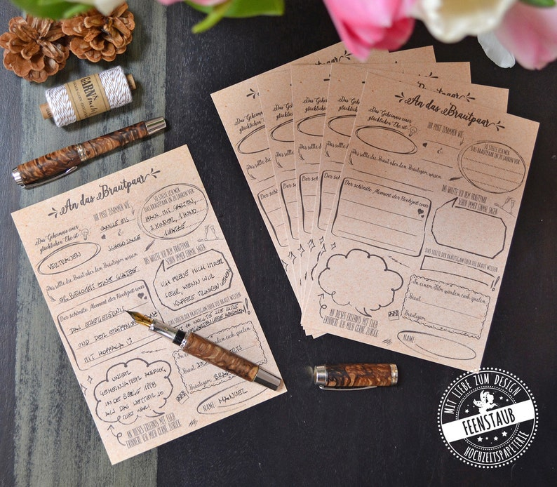Was schreiben brauteltern ins gästebuch. 💋 Was ins