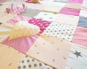 Atelier MiaMia cuddle and adventure blanket *** play blanket