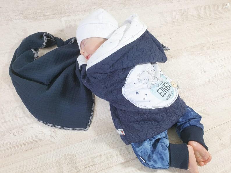Atelier MiaMia braided jacket with panel