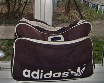 5e675881066f5e Adidas Tasche Schultertasche Messenger Bag  Gym-go  Lebe Vintage mit  pimp-factory.de