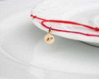 Bracelet Initial Small