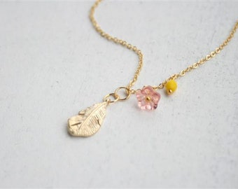 Spring Chain Gold Plated