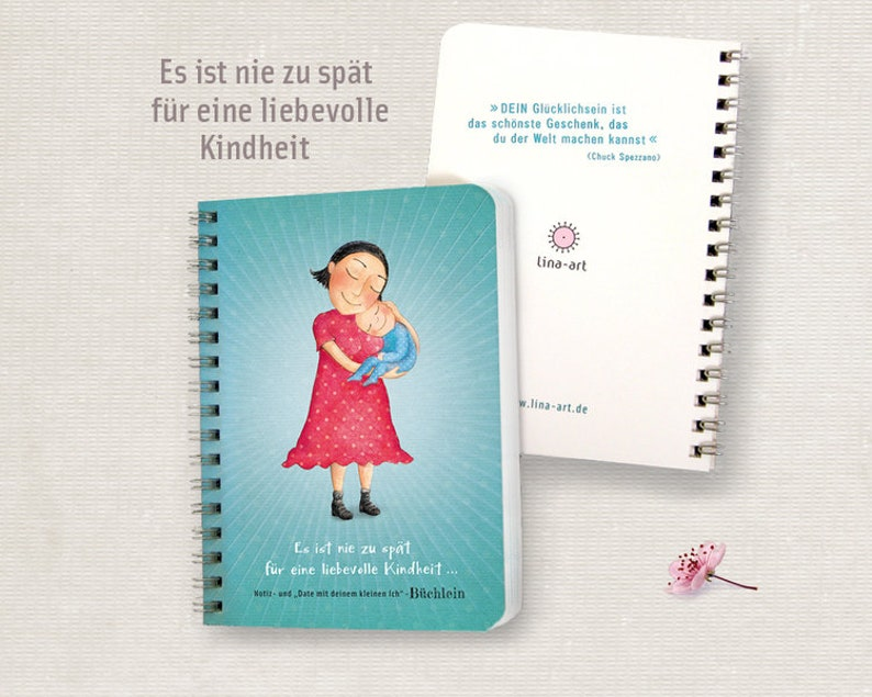 ampathic note & Date with your little mebook image 0