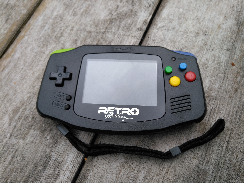Raspberry Pi / Retro Pie Game Boy Advance With Freeplay Zero W (Build to  Order)
