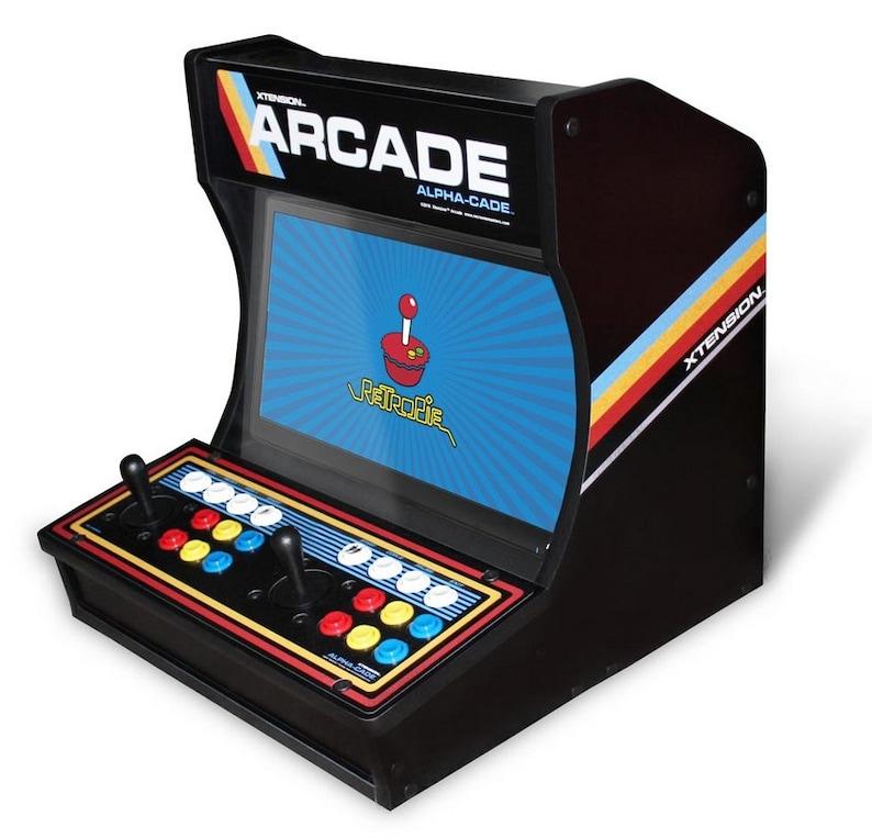Two-Player Arcade / Retro Pie With Raspberry Pi 3B+ or ODROID-XU4