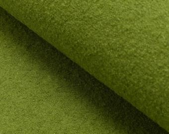 Wollwalk/Walkloden moss green