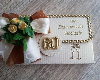 Diamantene Hochzeit Deko Selber Machen Deko Ideen Fur Diamantene