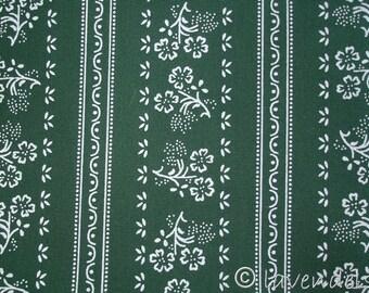 0,5 m Stoff Baumwolle ♥ Trachtenstoff Satin lila grün♥ Schürzenstoff Dirndl