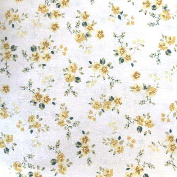 1 m Stoff Baumwolle ♥ Blumen grau ♥ Ökotex ♥  Blümchen