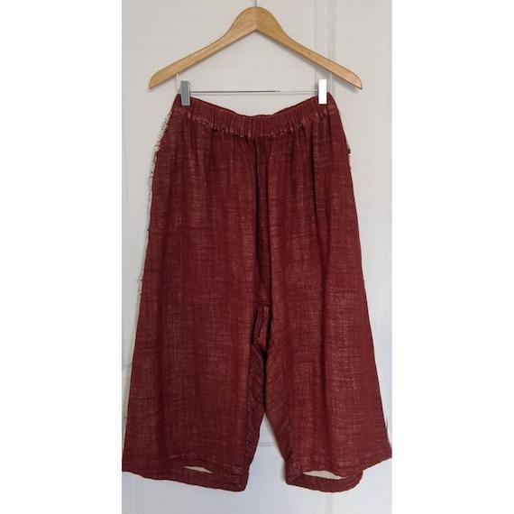 Vintage Japanese Harem Pants