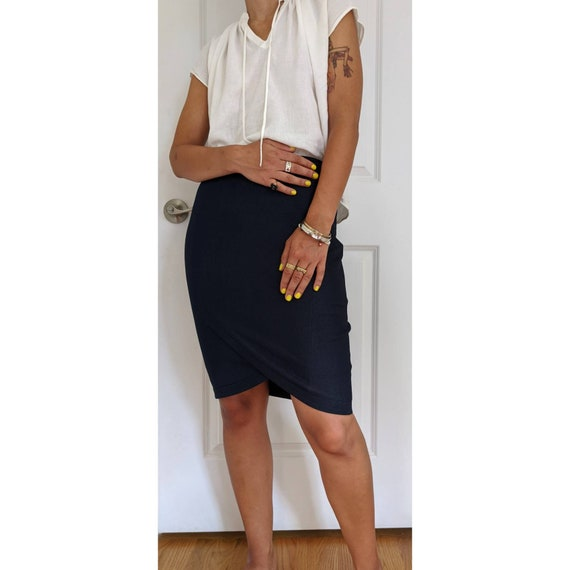 Vintage Elie Tahari Pencil Skirt