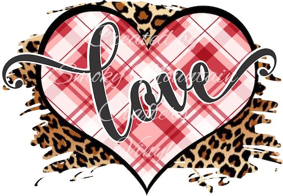 Download Love Valentine's Day Sublimation Designs Digital   Etsy