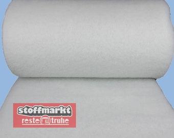 Volumenflies Mander weiß 0,50 x  1,50