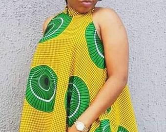 African Maternity Dress Etsy