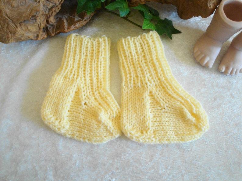 Merino tender yellow Baby first kiln 100/% wool