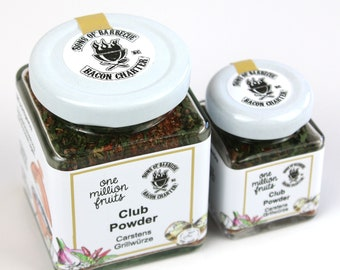 Grill spice Sons of Barbecue Club Powder 25 g / 125 g