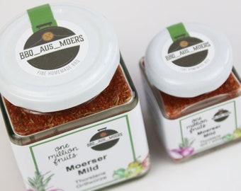 Grill spice BBQ_aus_Moers Moerser Mild 35 g / 135 g