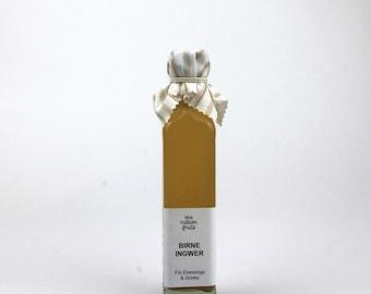 Pear & Ginger Vinegar Preparation 20 ml / 100 ml / 250 ml / 500 ml / 1 litre