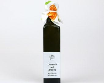 Olive oil lemon 20 ml / 100 ml / 250 ml