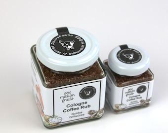 Grill spice DocWahnsinn BBQ Cologne Coffee Rub 40 g / 170 g