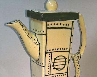 Art Kanne Ceramic Square in Industry Charm