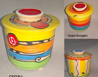 French water butter can for 250g bunt