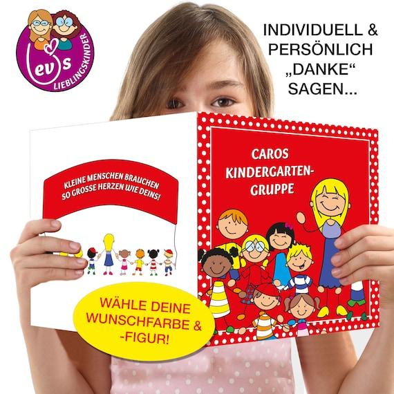 Erinnerungsbuch Für Erzieherinnen Individuell Softcover