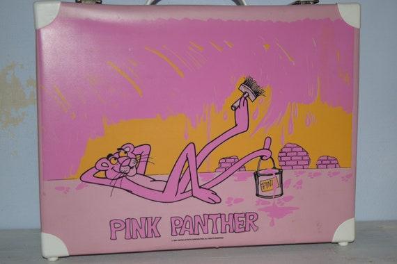 Vintage Pink Panther Case