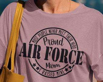 Proud Air Force Mom Shirt, Proud Air Force Mom, Air Force Mom Shirt, Air Force Mom, Gift For Air Force Mom, Air Force Mom Gift, Air Force