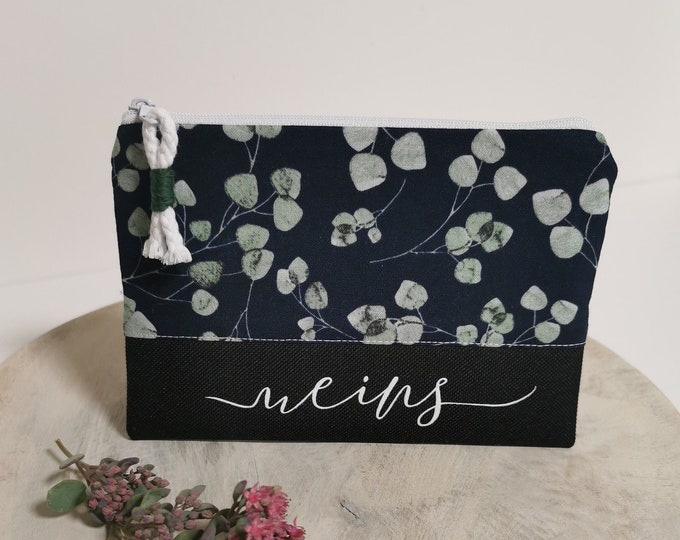 Cosmetic bag / Medicine bags / Make-up bag / Toiletry bag / Pencil case / Knick-knacks / Eucalyptus
